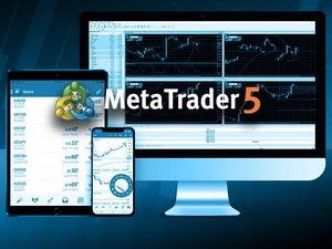 MetaTrader 5 AMarkets